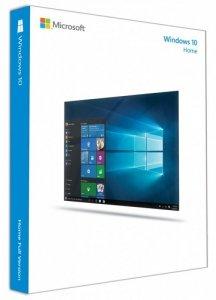 Microsoft OEM Windows 10 Home ENG x64 DVD        KW9-00139