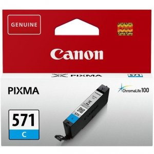 Canon Tusz CLI-571 CYAN 0386C001