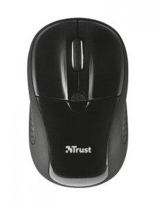Trust Mysz bezprzewodowa Primo  - czarna