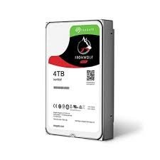 Seagate IronWolf 4TB 3,5'' 64MB ST4000VN008