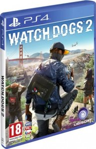 UbiSoft Watch Dogs 2 PS4 PL