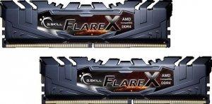 G.SKILL DDR4 16GB (2x8GB) FlareX AMD 3200MHz CL14-14-14