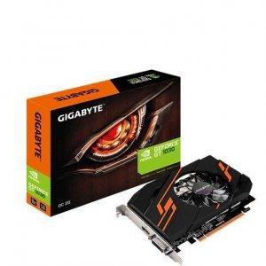 Gigabyte Karta graficzna GeForce GT 1030 OC 2GB GDDR5 64BIT HDMI/DVI