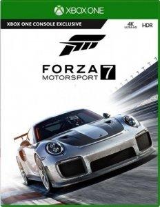 Microsoft Forza Motorsport 7 Xbox One GYK-00023