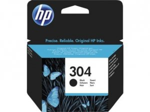 HP Inc. Tusz nr 304 Black N9K06AE