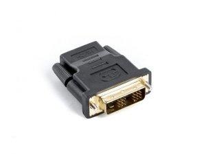 LANBERG Adapter HDMI (F) -> DVI-D (M)(18+1) Single Link