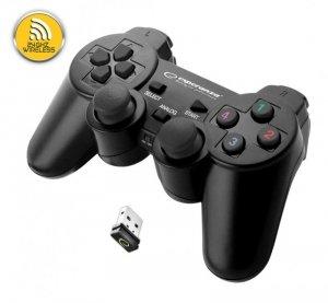 Esperanza GAMEPAD BEZPRZEWODOWY 2.4GH PS3/PC GLADITOR