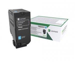 Lexmark Toner CS/CX727,CS728 CYAN 10K 75B20C0