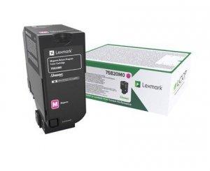 Lexmark Toner CS/CX727,CS728 MAGENTA 10K 75B20M0
