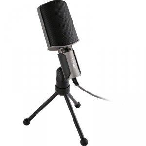 YENKEE Mikrofon PC YMC 1020GY, 50Hz-16kHz,-30db, 2.2kohm