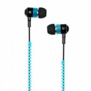 iBOX Słuchawki Z4 Zip Douszne z mikrofonem