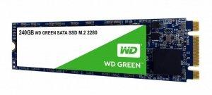 Western Digital Green SSD 240GB SATA M.2 2280 WDS240G2G0B