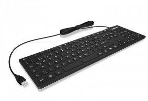 KEYSONIC KSK-8030IN(US) 105 klawiszy, IP68