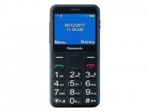 Panasonic KX-TU150 TELEFON DLA SENIORA Czarny