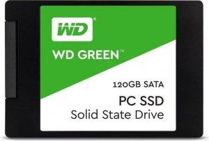 Western Digital Green SSD 120GB SATA 2,5 WDS120G2G0A