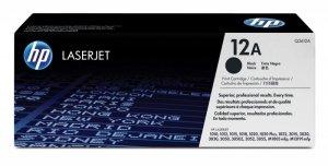 HP Inc. Toner 12A Czarny 2k Q2612A