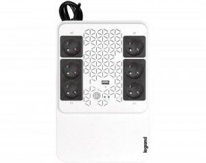 Legrand UPS Keor Multiplug 800 AVR 4+2 FR 310084