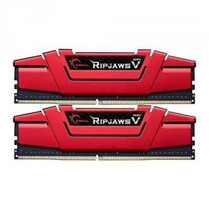 G.SKILL Pamięć DDR4 16GB (2x8GB) RipjawsV 3000MHz CL16 XMP2 Red