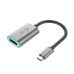 i-tec Adapter USB-C 3.1 Display Port 60 Hz Metal