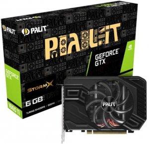 Palit Karta graficzna GeForce GTX 1660Ti StormX 6GB GDDR6 192bit HDMI/DP/DVI-D