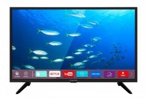 Kruger & Matz Telewizor 40 cali Seria A DVB-T2/S2 FHD Smart