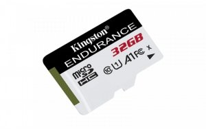 Kingston Karta microSD  32GB Endurance 95/30MB/s C10 A1 UHS-I