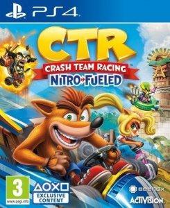 Cenega Gra PS4 Crash Team Racing Nitro-Fueled