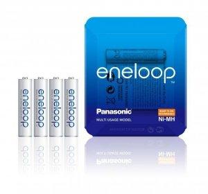 Panasonic Akumulator AAA 750mAh 4 szt. sliding pack