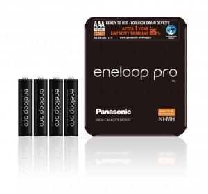 Panasonic Akumulator PRO AAA 930mAh 4szt. sliding pack