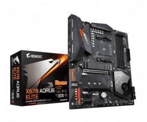 Gigabyte Płyta główna X570 Aorus Elite AM4 4DDR4 HDMI/USB 3.1 ATX