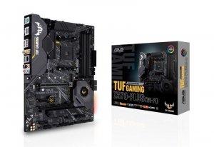 Asus Płyta główna TUF Gaming X570-PLUS (WI-FI) AM4 4DDR4 HDMI/DP ATX
