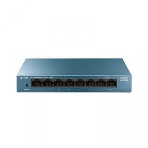 TP-LINK Przełącznik LS108G 8x1GbE LiteWave