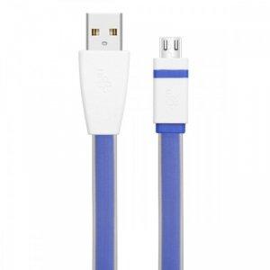 TB Kabel USB-Micro USB 2m. niebieski