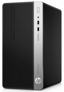 HP Inc. Komputer ProDesk 400MT G6 i7-8700 256/8GB/DVD/W10P 7PG09EA