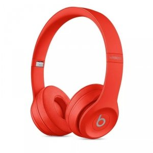 Apple Słuchawki bezprzewodowe Beats Solo3 Wireless Czerwone