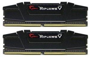 G.SKILL Pamięć do PC - DDR4 16GB (2x8GB) RipjawsV 3600MHz CL18 XMP2 Black