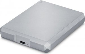LaCie Dysk zewnętrzny Mobile Drive 4TB USB-C STHG4000402 Szary