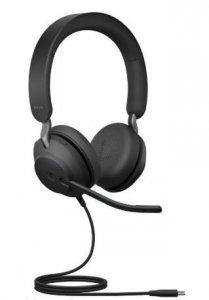 Jabra Słuchawki Evolve2 40 USB-C MS Stereo