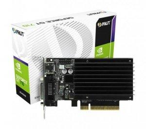 Palit Karta graficzna GeForce GT 710 2GB GDDR3 64BIT HDMI/DVI-D/VGA
