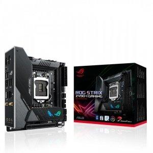 Asus Płyta główna ROG STRIX Z490-I GAMING s1200 4DDR4 HDMI/DP M.2 mini-ITX