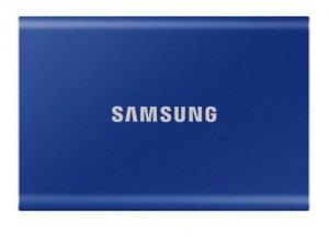 Samsung Dysk SSD Portable T7 500GB USB 3.2 GEN.2 BLUE