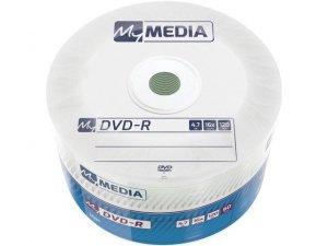 Verbatim DVD-R My Media 4.7GB x16 Wrap (50 spindle)