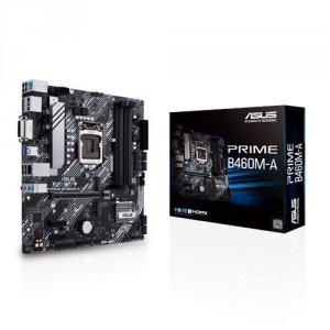 Asus Płyta główna PRIME B460M-A s1200 4DDR4 HDMI/DP M.2 USB3.2 mATX