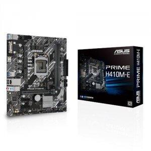 Asus Płyta główna PRIME H410M-E s1200 2DD R4 HDMI M.2 USB3.2 mATX