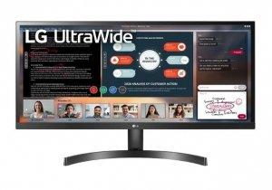 LG Electronics Monitor 29WL50S-B 29 cali IPS 21:9 HDR10 FreeSync