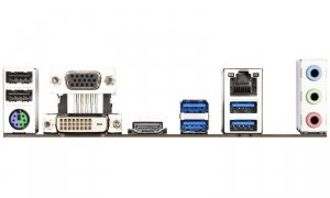 Gigabyte Płyta główna B460M DS3H s1200 4DDR4 HDMI/DVI/D-SUB M.2 mATX