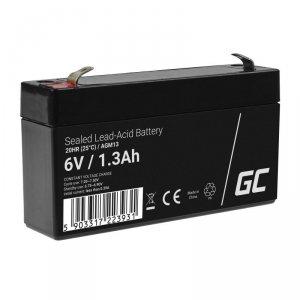 Green Cell Akumulator AGM 6V 1.3Ah