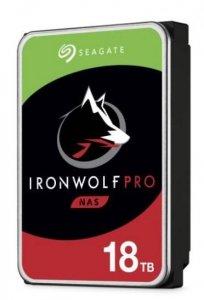 Seagate Dysk IronWolf Pro 18TB SATA ST18000NE000
