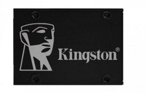 Kingston Dysk SSD KC600 SERIES 2TB SATA3 2.5' 550/520 MB/s