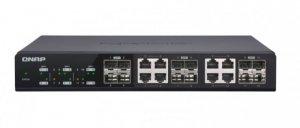 QNAP Przełącznik QSW-M1208-8C12 ports (4+8) 10GbE